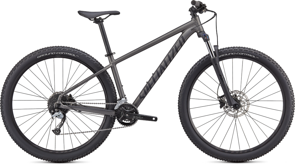 Specialized Rockhopper Comp 29 2x SATIN SMOKE / SATIN BLACK XL