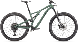Specialized Stumpjumper Comp Alloy GLOSS SAGE GREEN / FOREST GREEN S3