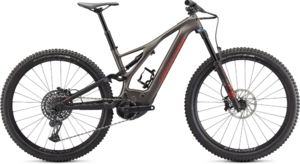 Specialized Turbo Levo Expert Carbon Gunmetal / Redwood / Black M