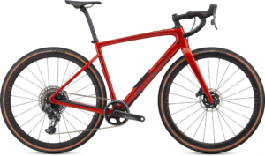 Specialized Diverge Pro Carbon Gloss Redwood/Smoke/Chrome/Clean 54