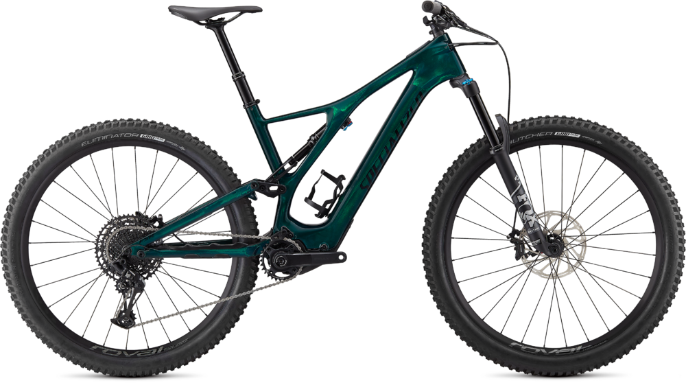 Specialized Turbo Levo SL Comp Carbon Green Tint / Black L