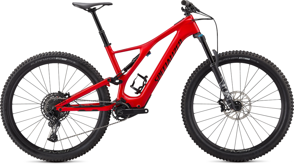 Specialized Turbo Levo SL Comp Carbon Flo Red / Black S