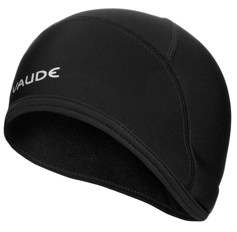 VAUDE Bike Warm Cap black uni Größ L