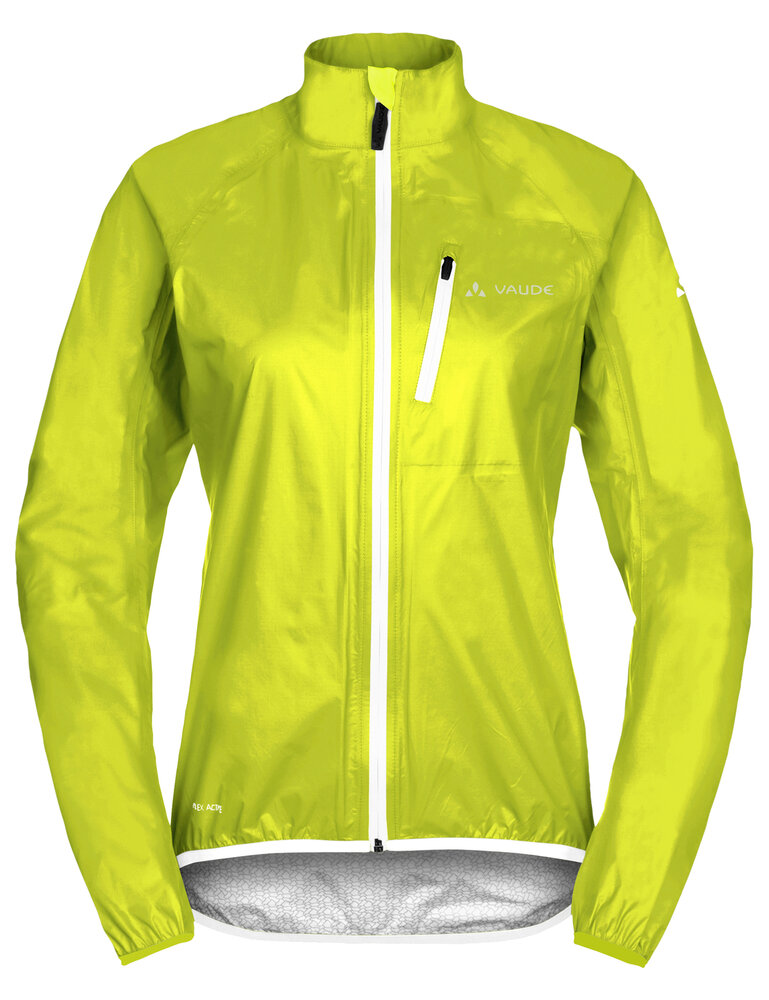 VAUDE Women's Drop Jacket III bright green Größ 46