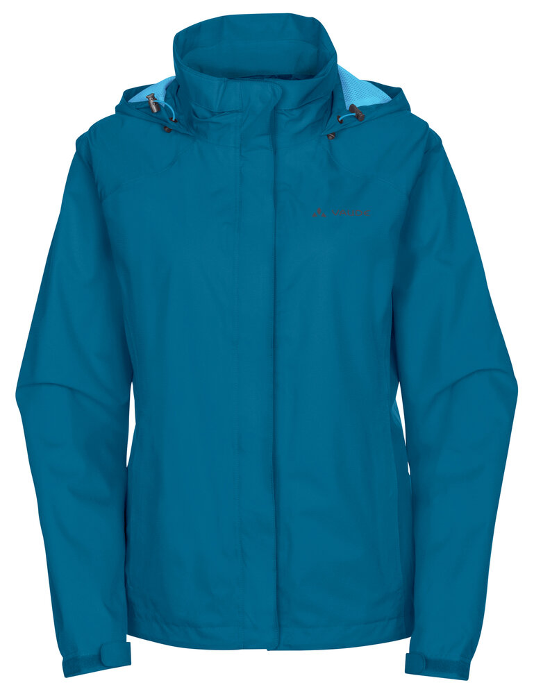 VAUDE Women's Escape Bike Light Jacket kingfisher Größ 38