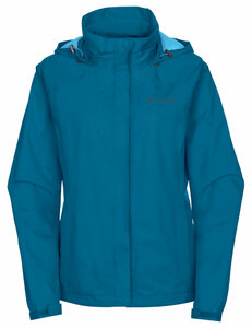 VAUDE Women's Escape Bike Light Jacket kingfisher Größ 46