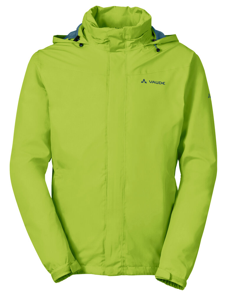 VAUDE Men's Escape Bike Light Jacket chute green Größ M