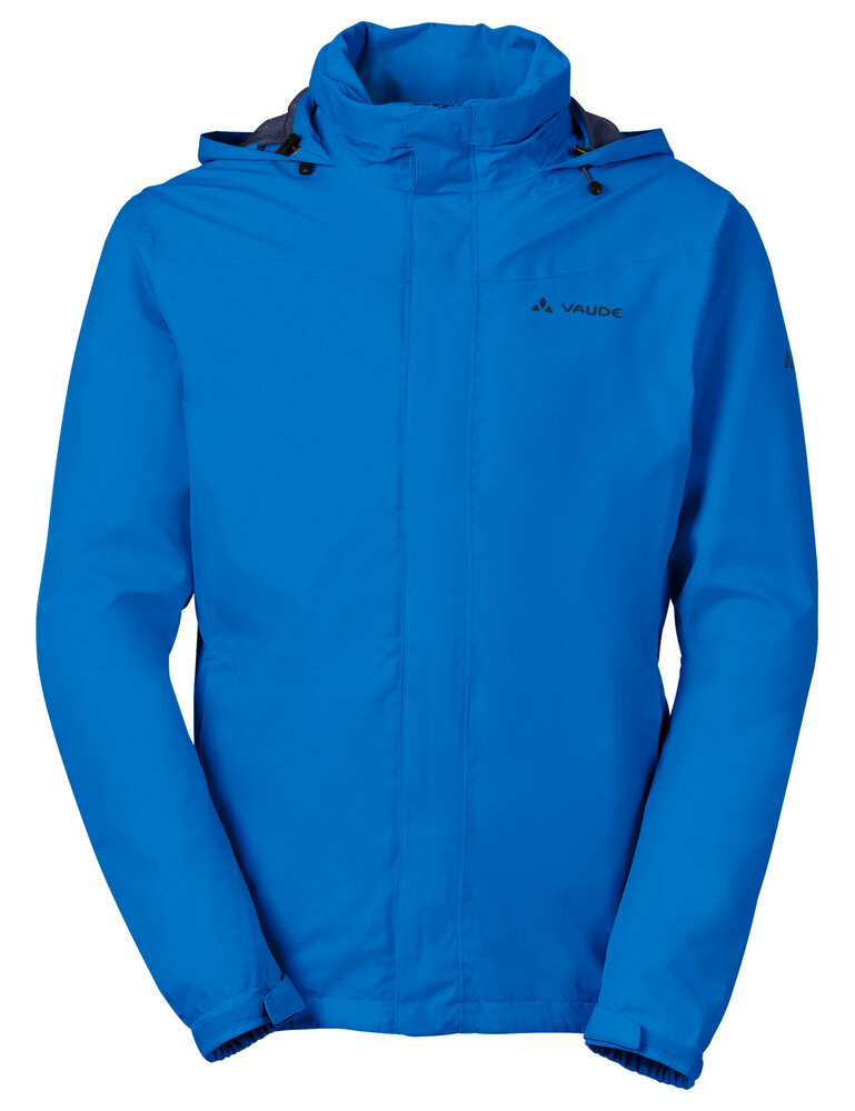 VAUDE Men's Escape Bike Light Jacket radiate blue Größ XL