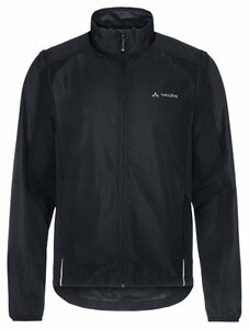 VAUDE Men's Dundee Classic ZO Jacket black Größ XL