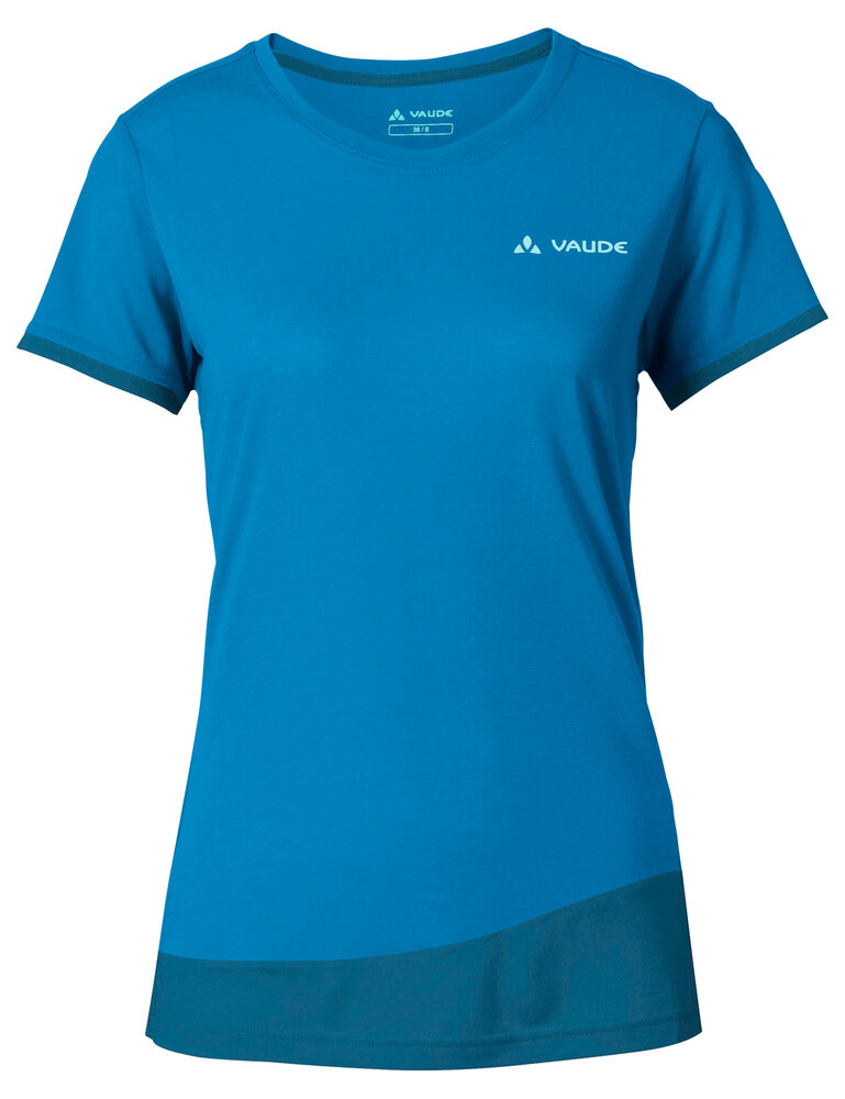 VAUDE Women's Sveit Shirt icicle Größ 38