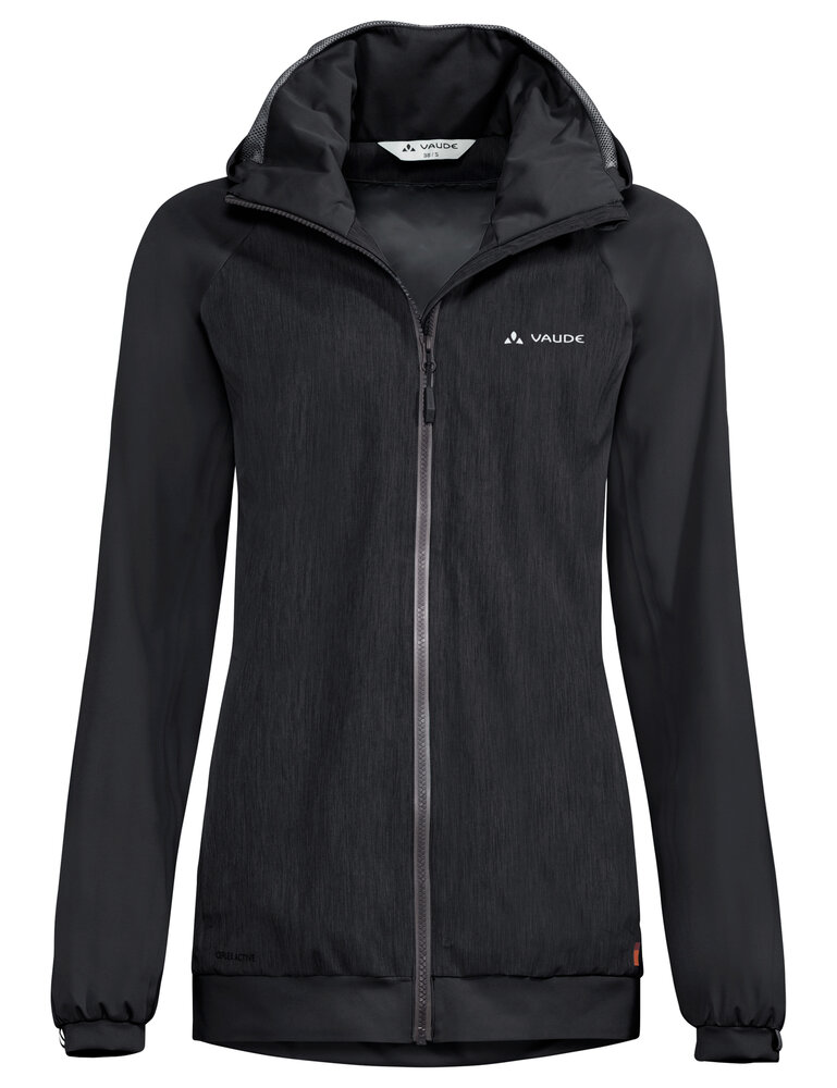VAUDE Women's Cyclist Jacket II black Größ 38