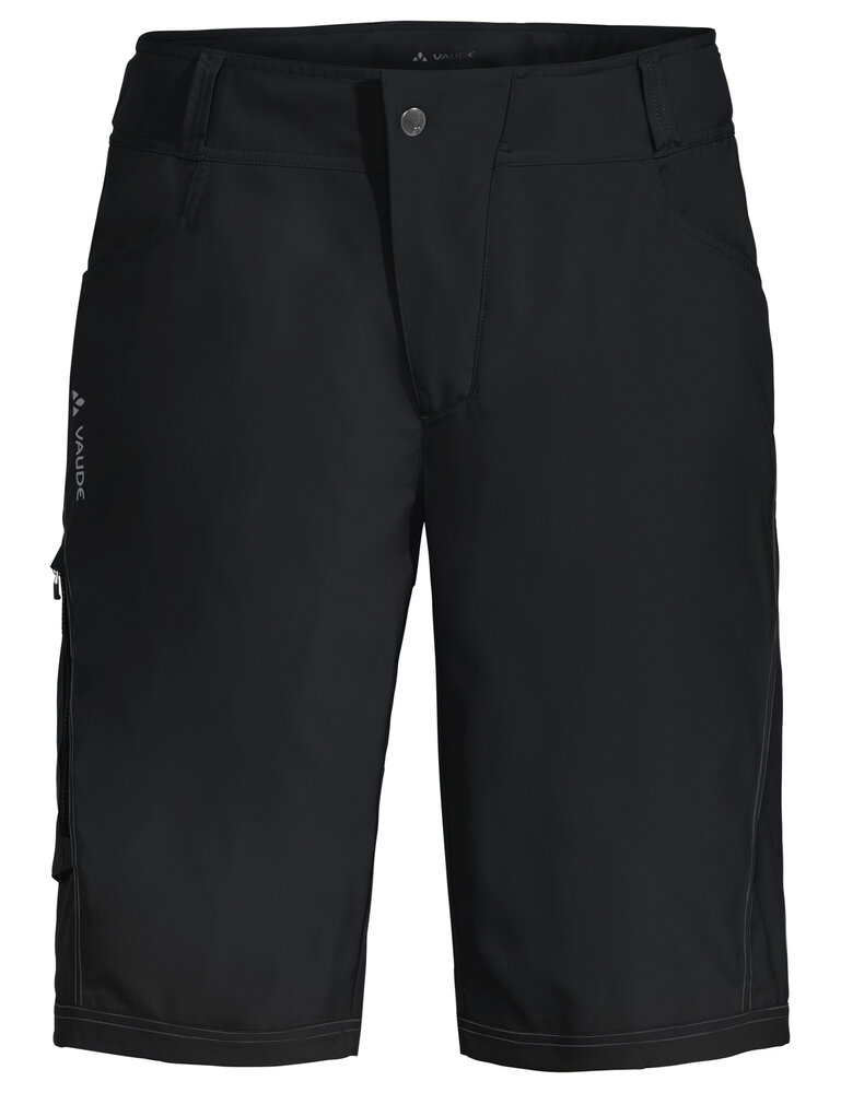 VAUDE Men's Ledro Shorts black Größ XXXL