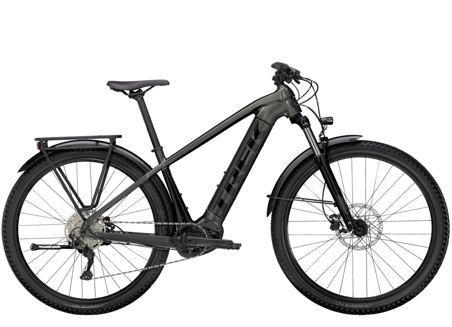 Trek Powerfly Sport 4 Equipped S (27.5  wheel) Lithium Grey/Trek Black